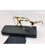 ✴ New Prada VPR 19P 7S0-1O1 Tortoise  Eyeglasses 53mm with Prada Case - $96.03