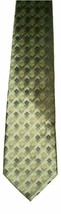 "OBO - Van Heusen Men's Neck Tie Brown Gold Geo 57"" - $9.89"