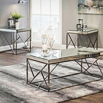 Lexie 3-piece Occasional Table Set By Adalyn Home | No Tax Most States - $589.42