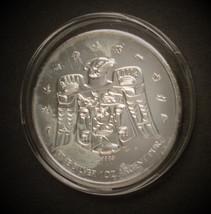 2009 Canada Silver Olympic Thunderbird Totem Coin 1 oz. BU  in capsule -... - $27.90