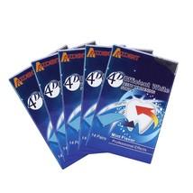 AZDENT 5boxes/lot 4D White Gel Teeth Whitening Strips Double Elastic Too... - $58.89