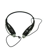 iJoy Logo Wireless Premium Bluetooth Neckband Stereo Headphones - Black.... - $14.80