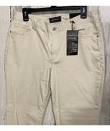 Cato Premium Women's Pants Size 14 So Soft Ultra Slimming Cream - $14.55