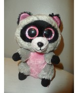 TY Beanie Boos ROCCO the Raccoon 6 inch - $2.97
