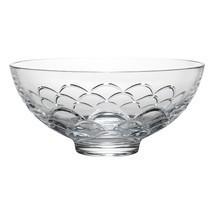 Reed & Barton 2995-0616 Cove Bowl Clear Crystal 11-Inch Home Decor Gift - £29.26 GBP
