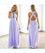 Fashion Sexy Women Maxi Dress Beach Long Dress ... - $15.44