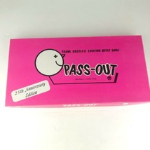 Vintage Frank Bresee's Exciting Adult Game Pass-Out Complete 1971 Drinki... - $14.84