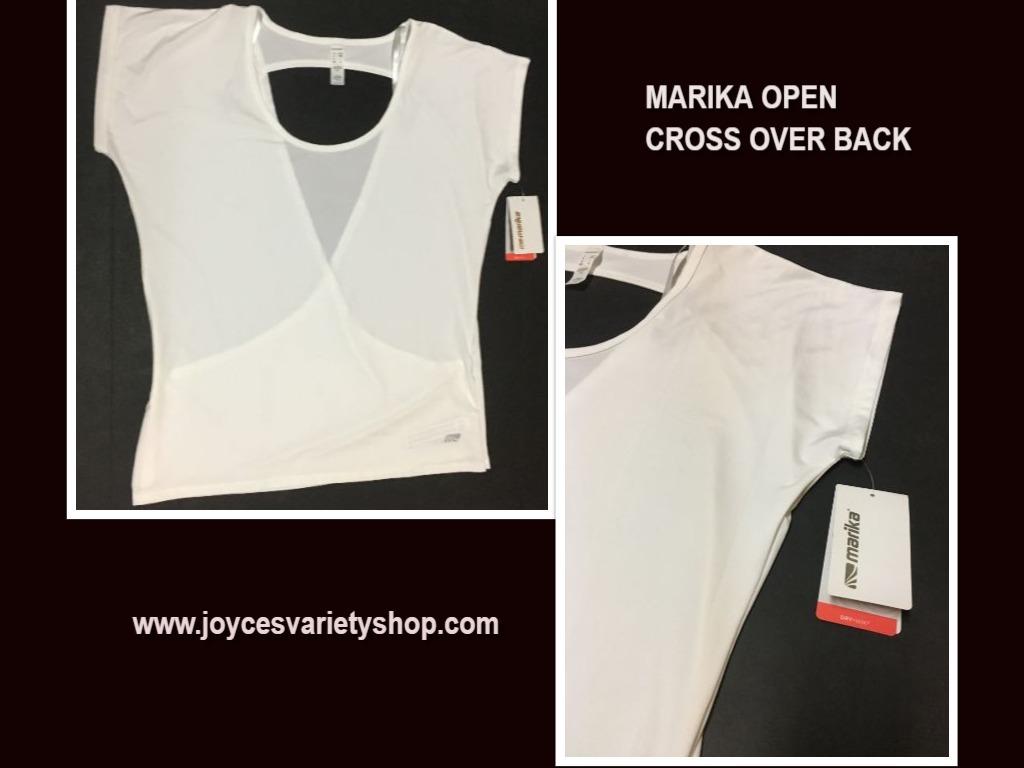 Marika white blouse web collage
