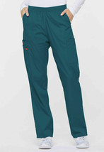 Dickies Women's EDS Signature Scrubs Missy Fit Cargo Pant, Blue XL #J20 - $21.99