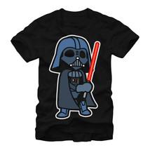 Star Wars Darth Vader Cartoon Mens Graphic T Shirt - $10.99