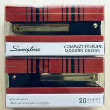 Swingline Compact Stapler Modern Design(Pack of 2) - $19.99