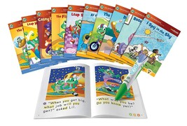 LeapFrog, LeapReader, Learn-to-Read 10-Book Bundle, Reading System - $54.99