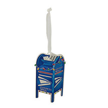 "Northlight 4"" Express USPS Mail Box Ornament 7 Multi-Color European Crys... - $13.60"