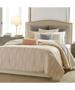 New Candice Olson 4 Piece Jacquard Comforter Sets Queen Variety Colors - $175.99