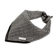 Lily Anne Boutique Houndstooth Dog Bandana | Premium Pet Bandana | 100% Cotton - $14.99