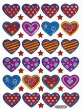A317 Heart Love Kids Kindergarten Sticker Decal Size 13x10 cm / 5x4 inch... - $2.49