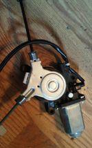 Front Driver Left Power Window Regulator w/ Motor image 3