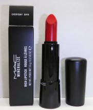 MAC Mineralize Rich Lipstick EVERYDAY DIVA Boxed New Gloss Balm - $25.00
