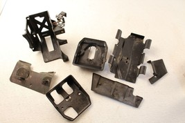 1983 Honda Magna VF1100C V65 1100 Black Plastic Pieces - $35.52