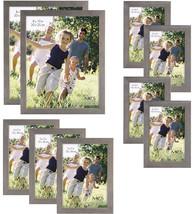 MCS Gallery Wood 9-Piece Frame Set, Grey (65617) - €65,66 EUR