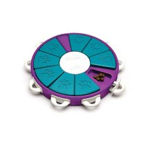 Outward Hound Nina Ottosson Dog Twister Puzzle Game Large Purple/Teal 13... - £18.99 GBP