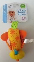 Infantino Baby's First Easter Chime Rattle Yellow Chick 0m+ - $4.94