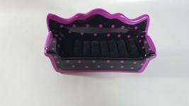 Jewelry display ring earrings holder modern purple and black sofa stylis... - $9.90