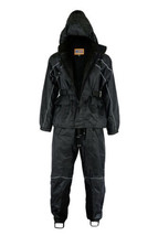 Motorcycle Weather Rain Protection Bike Motorcycle Rain Suit by Daniel S... - $89.95