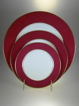 Aynsley Viceroy Dinner Plate, Salad Plate And Bread & Butter Plate - $40.16