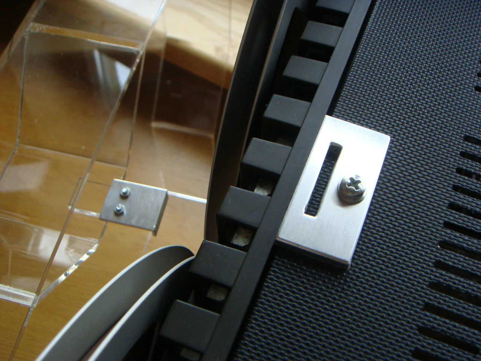 NEW COVER with REEL EXTENSIONS for Otari MX-series Recorders