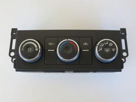 07 08 09 Gmc Sierra 1500 Climate Control Panel Temperature Unit A/C Heater - $87.95