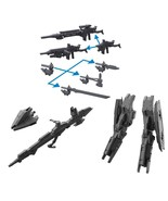 3 Bandai Sets - 30mm -  Multi Booster, Arm Unit Rifle/Large Claw and OW-1 - $24.74
