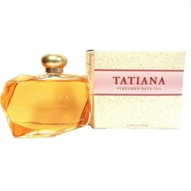 DIANE VON FURSTENBERG* 4 oz Bottle TATIANA Fragrance PERFUMED BATH OIL B... - $34.99