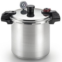 T-fal Pressure Cooker, Pressure Canner with Pressure Control, 3 PSI Sett... - £71.95 GBP