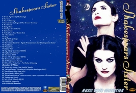 Shakespear's Sister Music Video DVD - $16.95