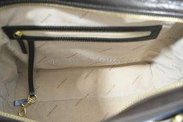 NWT Brahmin Schooner Smooth Leather Satchel/Shoulder Bag in Sand Westport image 3