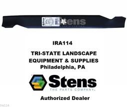 340-178 STENS Hi-Lift Blade ARIENS 21546095 CRAFTSMAN 127843 138498 138971 - $19.79