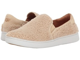 UGG Ricci Slip-On Sneakers Natural Mult Sz - $59.49