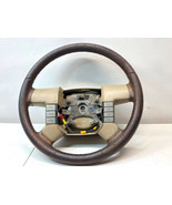 2004-2008 FORD F150 KING RANCH STEERING WHEEL OEM 5L34 3F563 AC3145 - $249.99