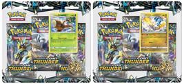 Pokemon Lost Thunder 2 Blister Packs Altaria + Exeguttor Promos Sun Moon... - $26.99