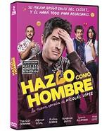 HAZLO COMO HOMBRE [DVD] Varios - $19.79