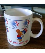Official 1984 Los Angeles olympic games mug - $5.99