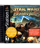PlayStation - Star Wars Episode I Jedi Power Battles  - $12.90