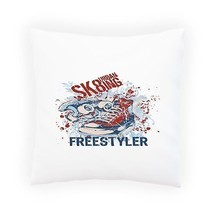 Urban SK8ing freestyler Pillow Cushion Cover x733p - $232,34 MXN+