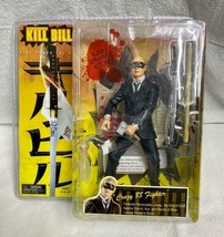 Kill Bill Action Figure Crazy 88 Fighter w/Blood Spraying Action Series ... - $24.74