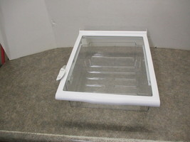 KENMORE REFRIGERATOR MEAT PAN SHELF (SCRATCHES) PART # 999520 # 2205162 ... - $49.00