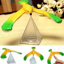 Magic Balancing Bird Science Desk Toy Novelty Fun Children Learning - One Item w