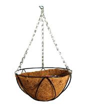 Hanging Basket and Liner 25cm - $13.19 CAD
