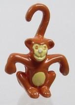 1989 Polly Pocket Vintage Doll Figure Wild Zoo World - Monkey Bluebird Toys - $7.50