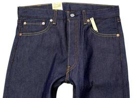 Levi's 501 Men's Original Straight Leg Jeans Button Fly Blue 501-1000 image 4